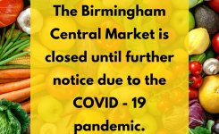 Birmingham Central Market – Closed